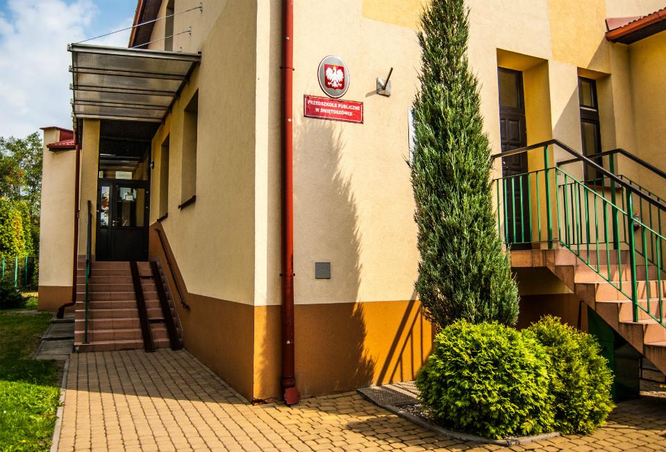 Budynek Przedszkola w Świętoszówce